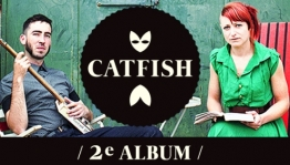 Participez à la réalisation du second album de Catfish sur ulule...