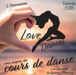 « Love Dances » à Amancey