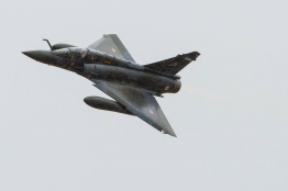 Crash d'un mirage 2000D biplace dans le Haut-Doubs